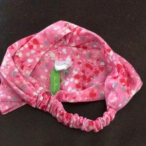 VERA BRADLEY girl's headband